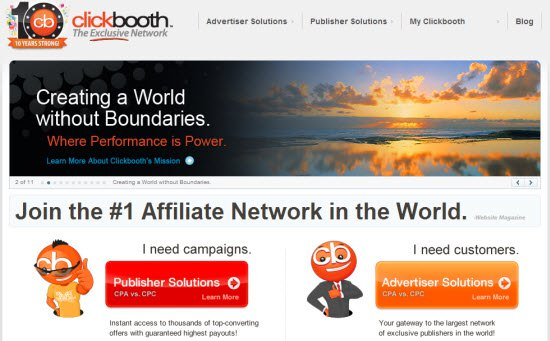 CPA Affiliate Networks
