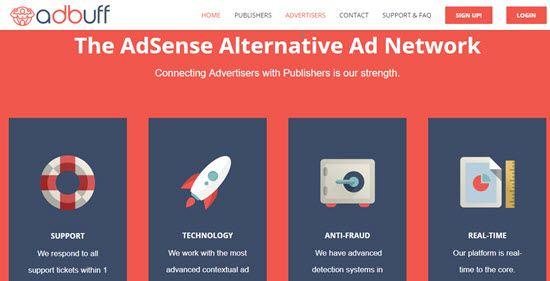 Adbuff CPM Ad Networks