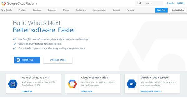 How Google Makes Money Google Cloud