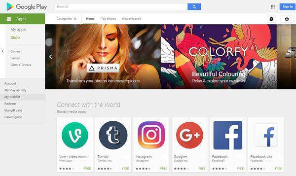 How Google Makes Money - Google Play