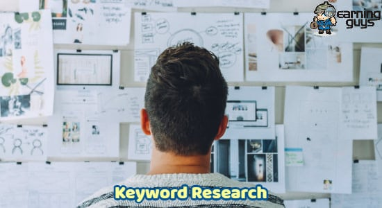 Not Doing Keyword Research