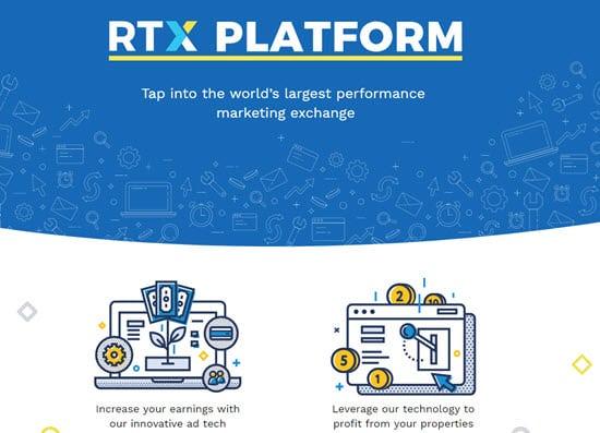 RTX Platform PPV AD Network