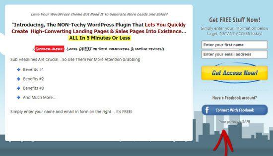 Creating Landing Pages using CMS Plugins