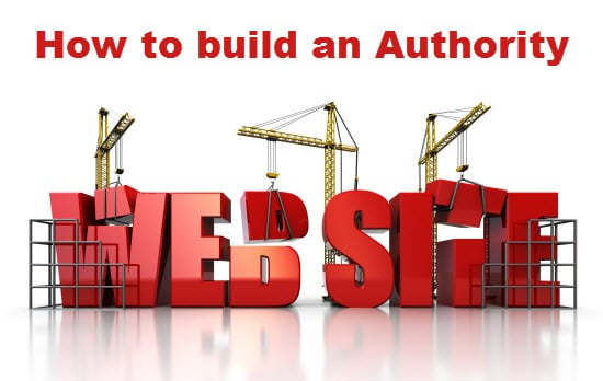 How to build an Authority Website