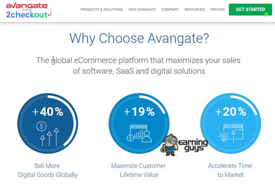 Avangate Software Affiliate Network
