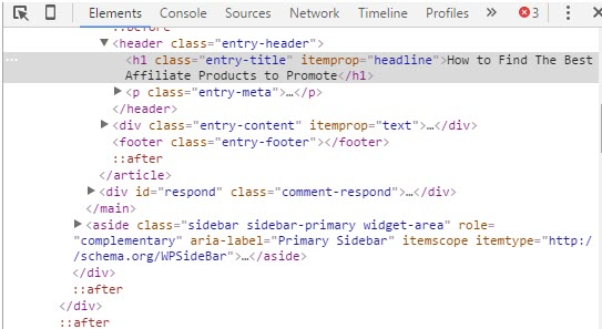 Title Tag Code On Page SEO