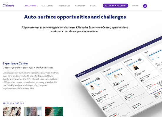 ClickTale Web Analytics