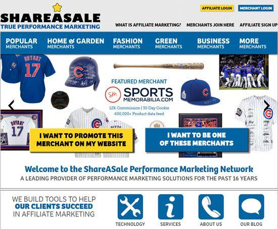 Shareasale Ads