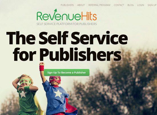 Revenuehits Ads