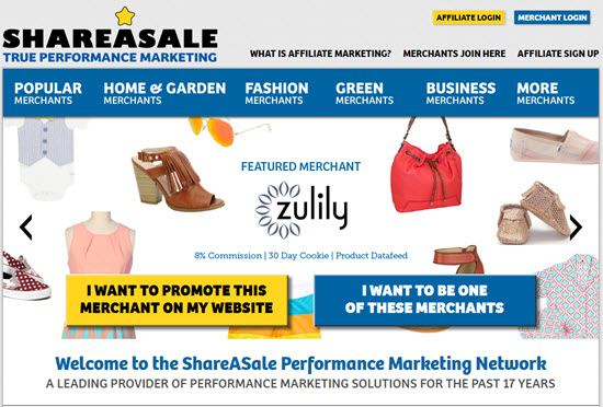 ShareASale Google Adsense Alternatives