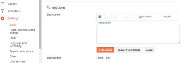 Add authors