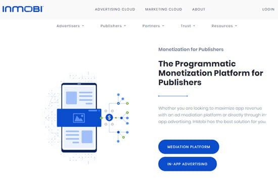 InMobi mobile advertising companies