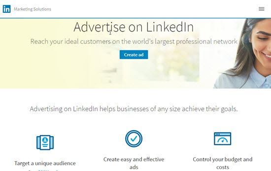 LinkedIn Ads PPC Networks