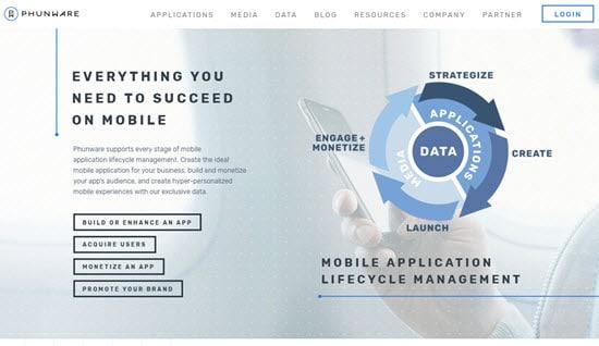 Phunware Mobile Ad Network