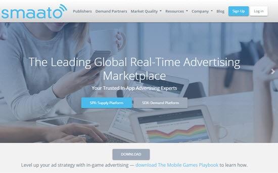 Smaato Mobile Ad Networks