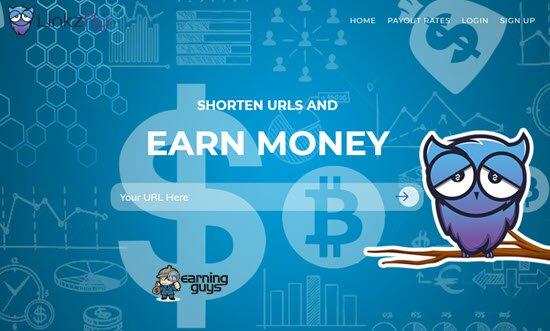 LinkzFly highest paying URL Shortener