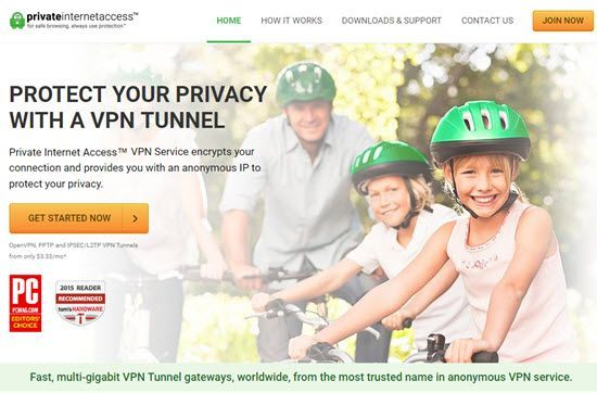 Private Internet Access Best VPN Service Providers