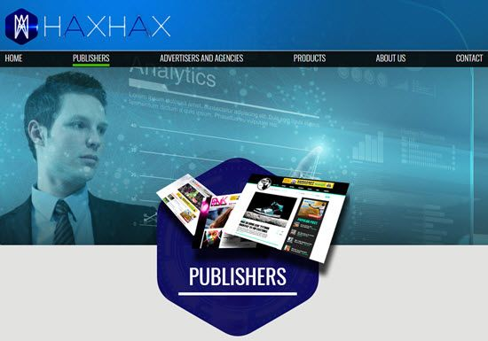 HaxHax Video Ad Networks