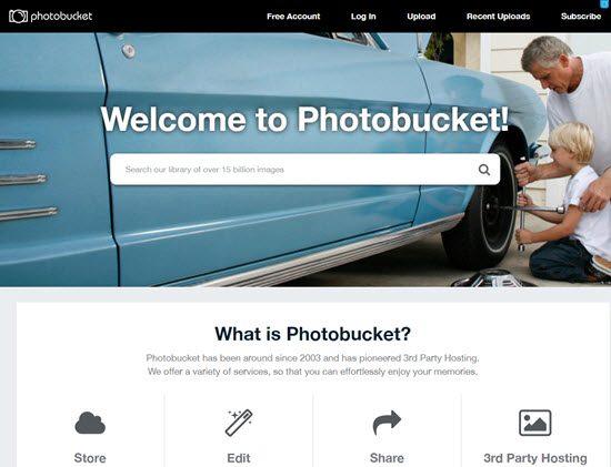 Photobucket YouTube Alternatives