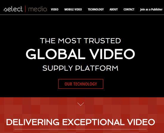 Selectmedia Video Ad Networks