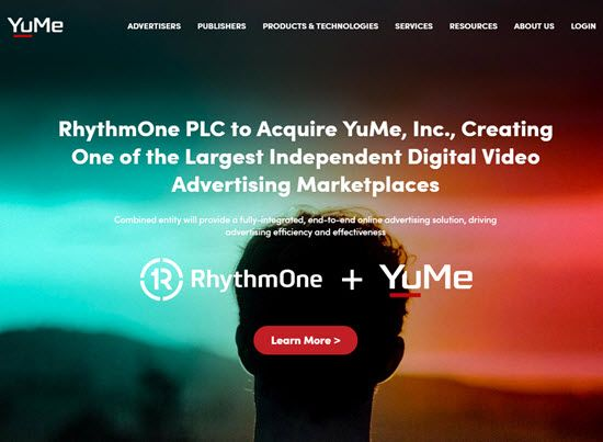 YuMe Video Ad Networks
