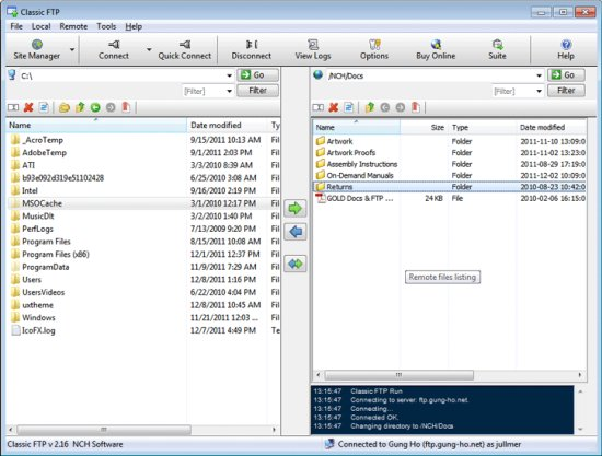 10 Best FTP Clients for Windows and Mac - EarningGuys