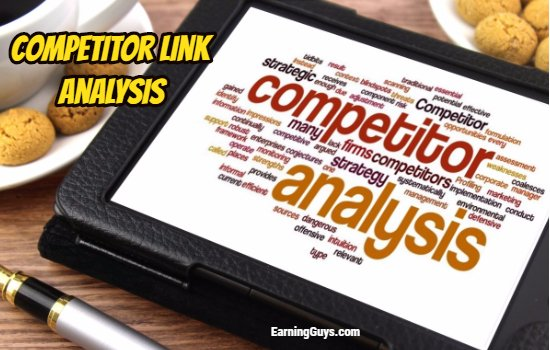 Conduct a Competitor Link Analysis