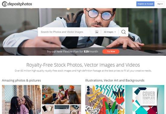 Depositphotos Sell Photos Online