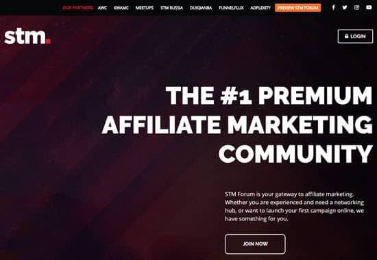 STM Affiliate Marketing Forums