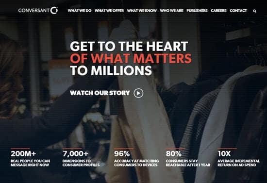 Conversant Media CPM Advertising Program