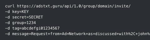 ads.txt Guru API