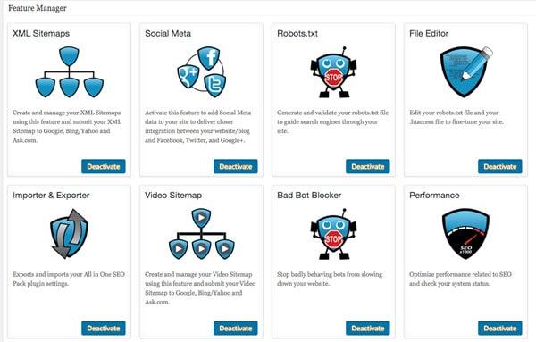 All in One SEO Pack WordPress SEO Plugin