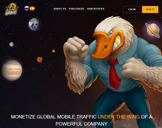 Golden Goose Adult Affiliate Networks