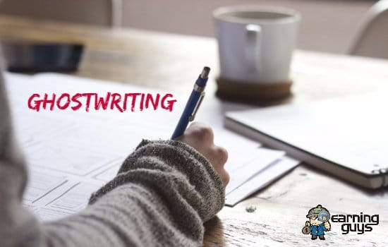 Making money with Ghostwriting