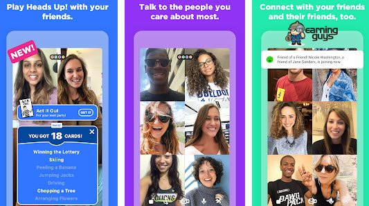 Houseparty Social Media App
