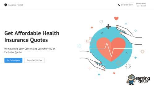 Pay per call Health campaign