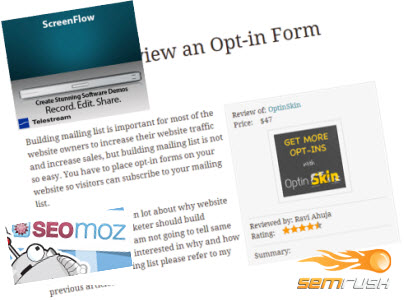 Banner Ads or Article Marketing for Affiliates