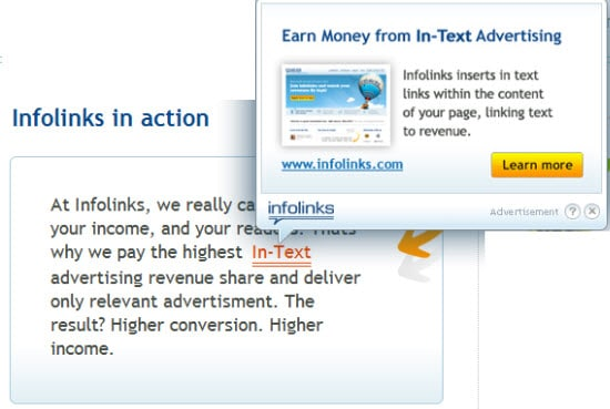 10 Best In-Text Advertisement Programs